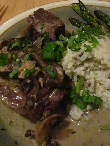 Lemongrass Shortribs with Thai-Inspired Coconut Rice