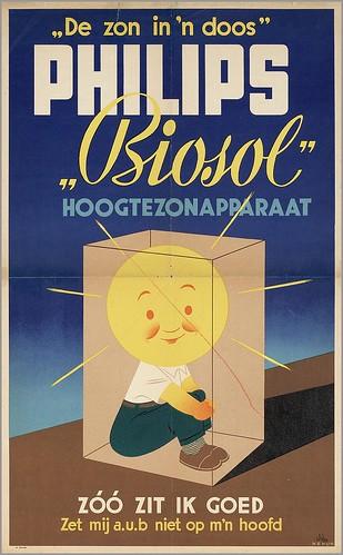 Philips Biosol 1935-1940
