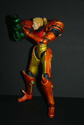 Samus Action Figure