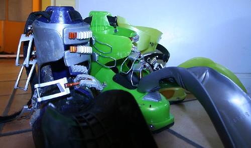 Scarpa ski boot