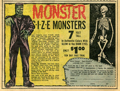 Monster Size Monsters ad