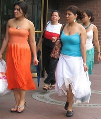 four women (alankin) Tags: nyc newyorkcity people newyork four women cityscape manhattan streetshots sidewalk streetphotos canonpowershot a610 streetshot peoplescape 125views 25june2006 1700009bu niknala