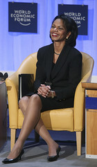 Condoleezza Rice - World Economic Forum Annual...