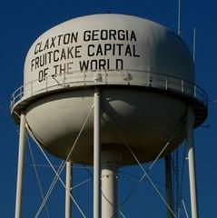 Claxton (davidwilliamreed) Tags: tower water georgia nikon capital d100 fruitcake claxton ilovefruitcake