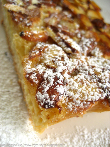 Almonds French Toast