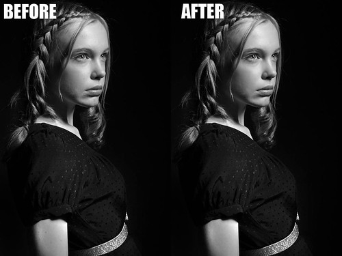 Photo Retouching with PS CS3