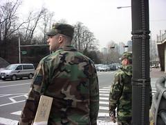 Soldiering on (typej) Tags: soldier korea seoul capt tsgt