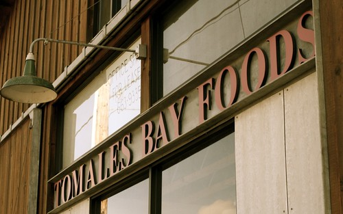 Tomales Bay Foods: Pt. Reyes Station
