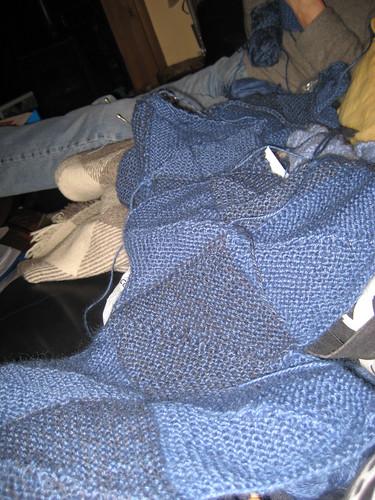 Mummu's blanket