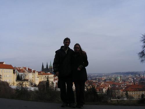 Back in Prague