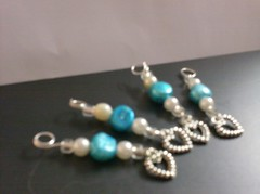 stitchmarkers4 014 (crochet-along) Tags: knitting crochet knit craft jewellery yarn crocheting stitchmarkers