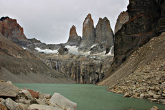 Torres del Paine, Patagonia (ConstantineD) Tags: chile patagonia trekking hiking w d70s glacier torresdelpaine glaciar tdp 18200vr wtrek lptowers