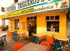Neveria Trigueros (Philo Nordlund) Tags: mexico jugos veracruz antojitos mondongo neveriatrigueros champolas