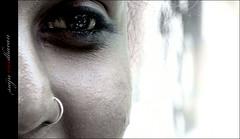 lost in a dream (saiju sreedharan) Tags: people nikon gothic coolpix p5100 noseringthefeminine saijusreedharan