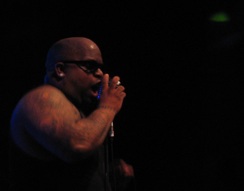 Cee-Lo by Pat Guiney, on Flickr