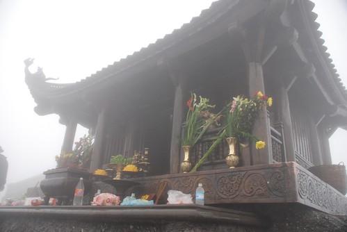 Yen Tu Pagoda
