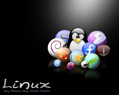 linux wallpapers. Linux - Wallpaper