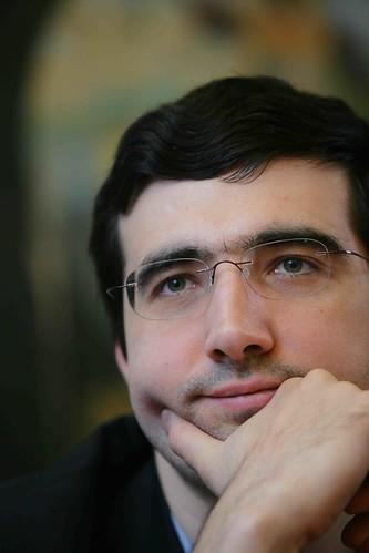 Kramnik - portrait