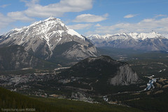 Across Canada Roadtrip, Day 4, 114 (Tim Yuan) Tags: mountain canada work rocky roadtrip banff acrosscanada 2795