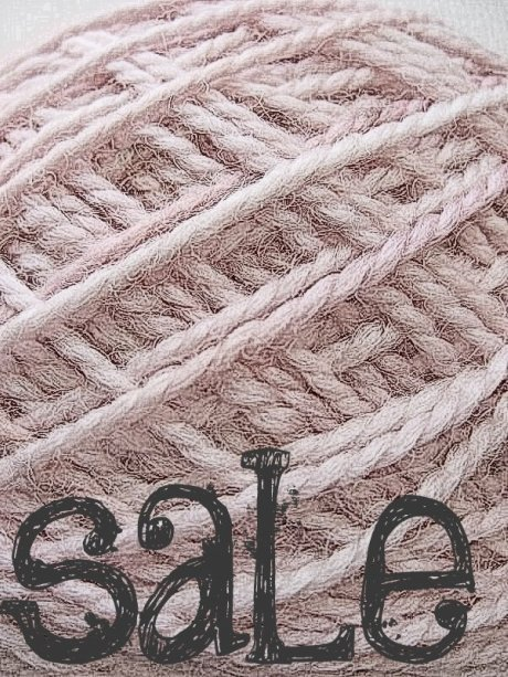 Huge yarn sale