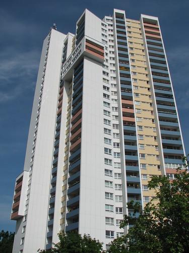 Wohnhochhaus Ideal