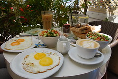 The 7 Breakfasts - Caf Caf (Or Hiltch) Tags: food coffee caf breakfast israel espresso israeli cafcaf orhiltch the7breakfasts