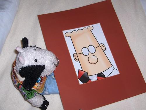 Dilbert blad