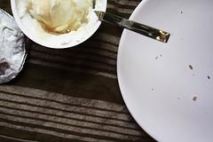 133 (amanda (slh)) Tags: breakfast project photography honey 365 yogurt 2009