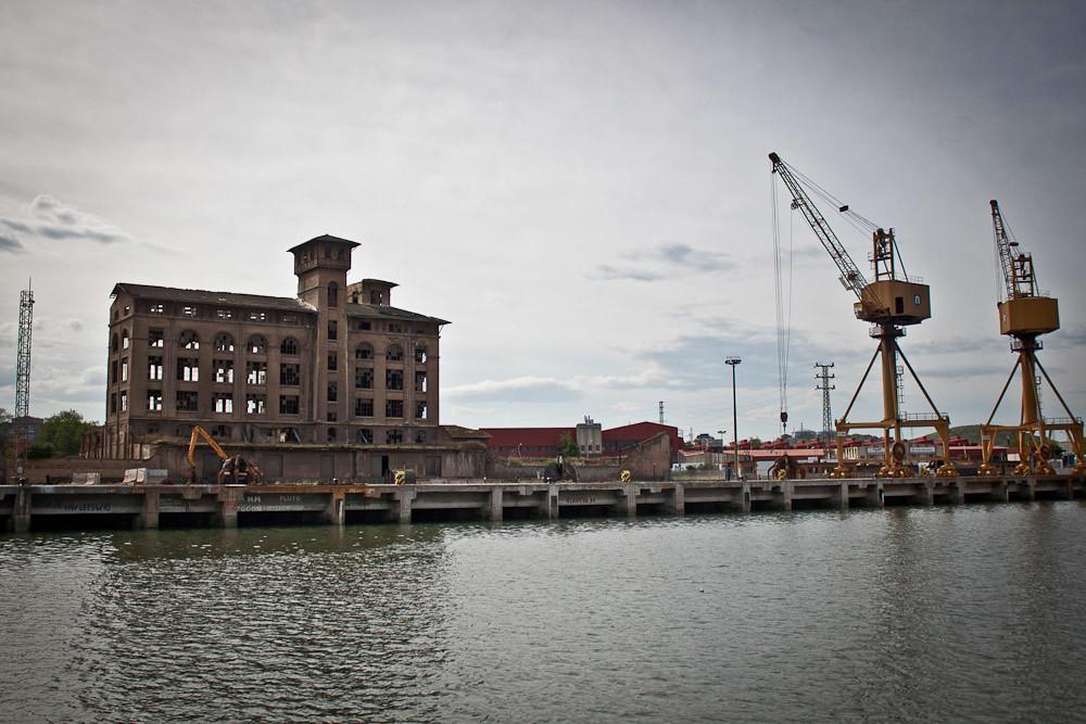 Zorrozaurre, Evento Nomaders Bilbao
