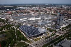 BMW - Werk 1 & Firmenzentrale