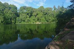 Lake Nkuruba, Uganda
