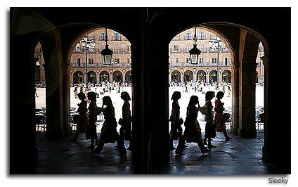 Salamanca, ciudad de las lenguas