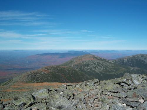 view facing northeast
