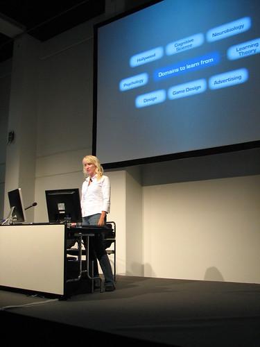 Web 2.0 Expo, Kathy Sierra 3