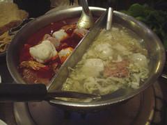 [吃] 鼎王 (01)_鴛鴦鍋