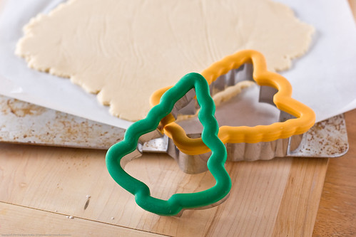 Drop-in & Decorate: Cookie cutters and chilled dough