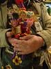 The world's scariest sugar plum fairy (Krista76) Tags: christmas kowalskis thingamabobs grocerystorestuff terrifyingdoll ladyelainewasevil