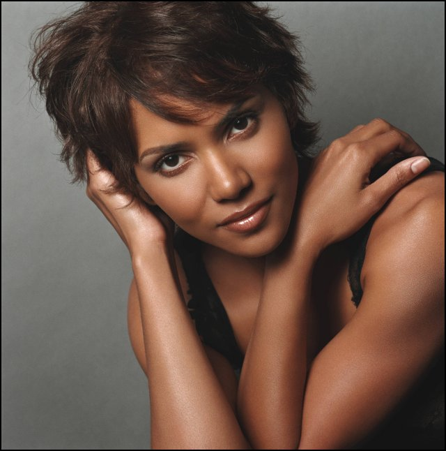 Pity, Halle berry fucking not cut