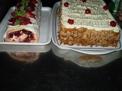 Mi cumpleaos-My birthday (hmlaplata) Tags: birthday argentina cake olympus cumpleaos torta frutilla hmlaplata strawery olympusx775 hmlaplatayahoocom