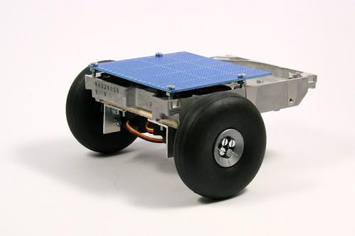 HD-Bot mit Trägerboard