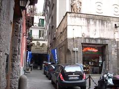 Napoli, Decumano Maggiore (consulenzaimmobiliare) Tags: via napoli armeno viasangregorio decumanomaggiore