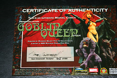 gqstatue10 (Foenix) Tags: statue xmen inferno clone marvelcomics madelynepryor goblinqueen jeangrey