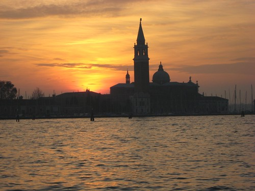 San Giorgio Maggiore sunset