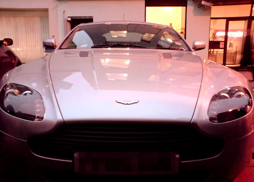 Aston Martin Vanquish Spannerworks,car, sport car