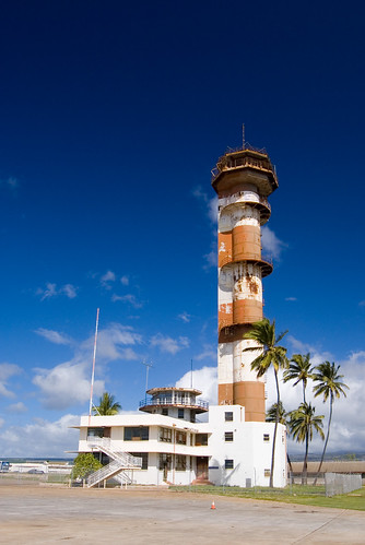 Ford Island Control Tower