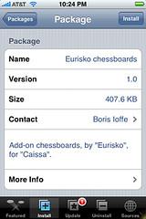 Eurisko chessboards