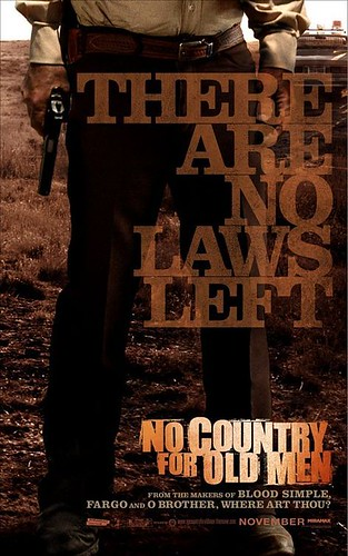 No Country for Old Men (2007) poster 2