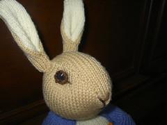 Ravelry: Peter Rabbit pattern by Alan Dart