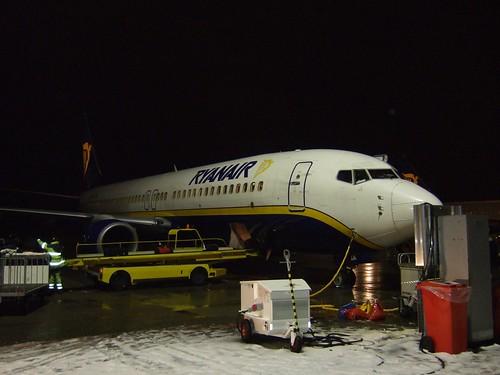 Boeing 737-800, Ryanair