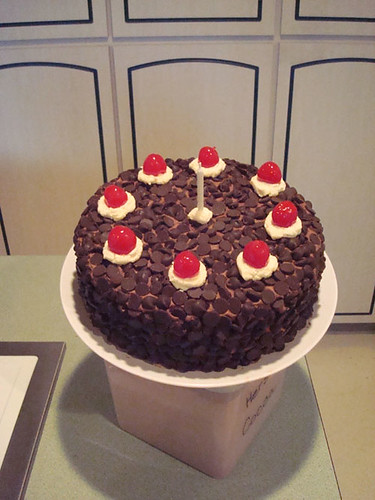 La torta de Portal en la vida real